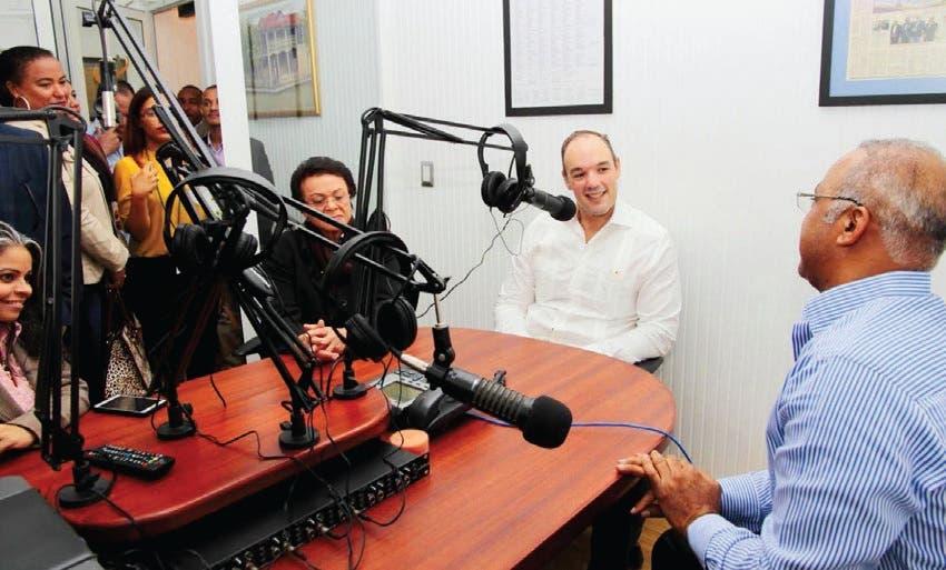 Indotel propone acuerdo a Voz del Yuna para impulsar cultura