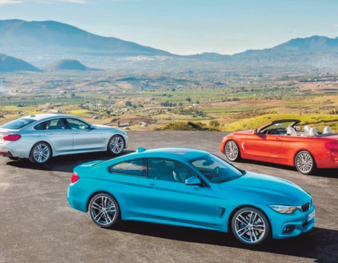BMW Serie 4 2017: Renovando para seguir