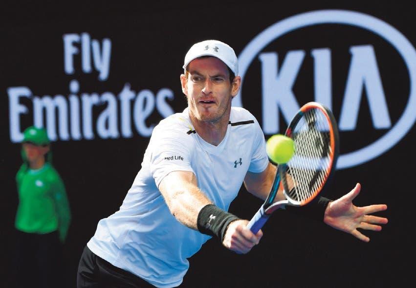 Murray y Federer triunfan tras el 'terremoto Djokovic' en tenis