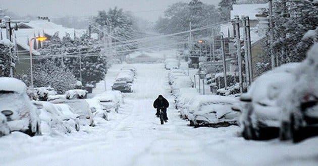 Diez personas mueren de frío en Polonia