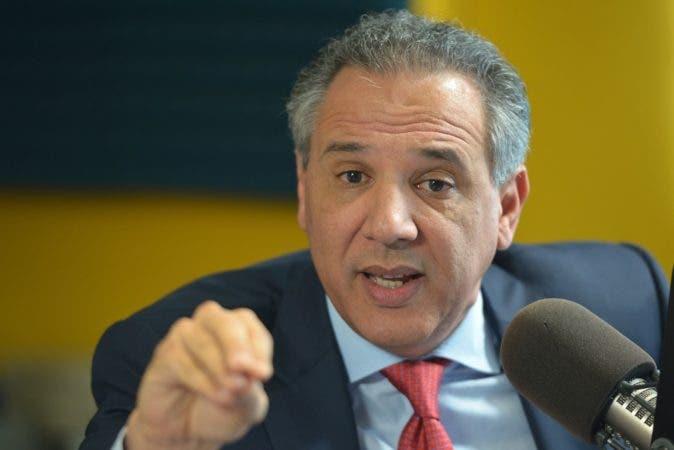 Habichuelas: Peralta llama a dirigente del PRM analice sus declaraciones