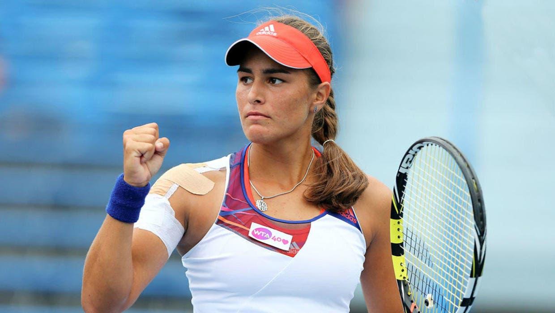 Mónica Puig alcanza las semifinales