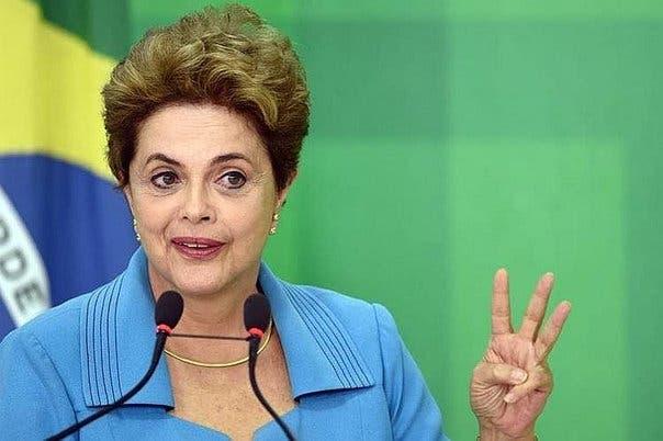 Dilma Rousseff: «No descarto una candidatura a senadora o diputada»