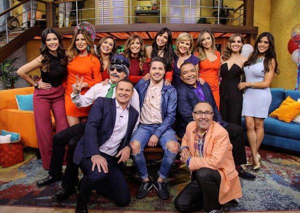 Despierta América celebra veinte años con elenco original y la competencia