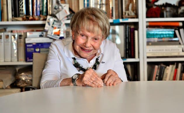 Muere a los 92 años la reconocida venezolana Sofía Ímber