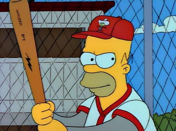 """Salón de la Fama de béisbol homenajeará a """"Los Simpson"""""""
