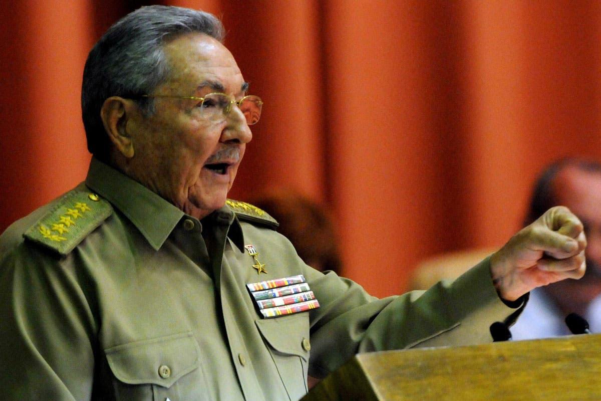 """Raúl Castro expresa """"solidaridad"""" y felicita a la RASD por su 41 aniversario"""