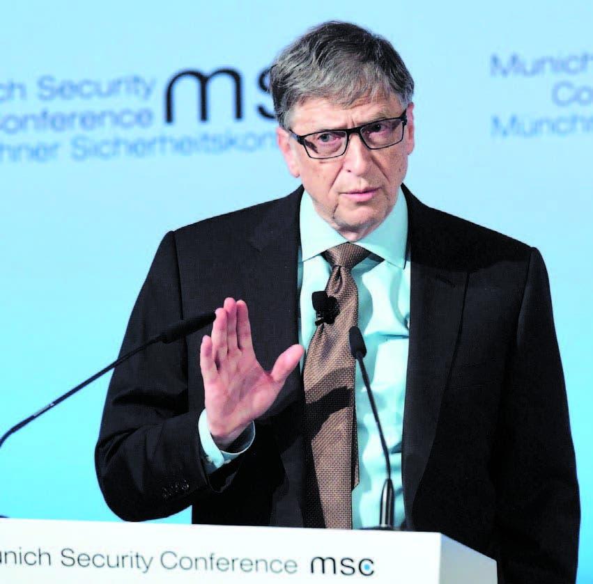 Bill Gates propone gravamen directo sobre los robots
