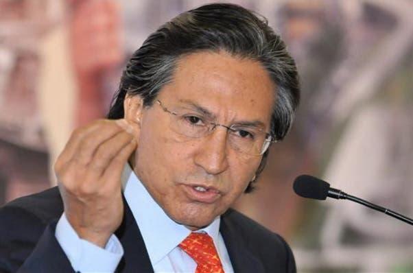 Alejandro Toledo,.