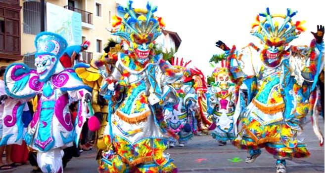"""Si hay algo que distingue a este carnaval de otros es """"la creatividad popular""""/Foto de archivo. Fuente externa."""