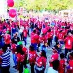 Cientos de personas asistieron al evento que es celebrado cada año