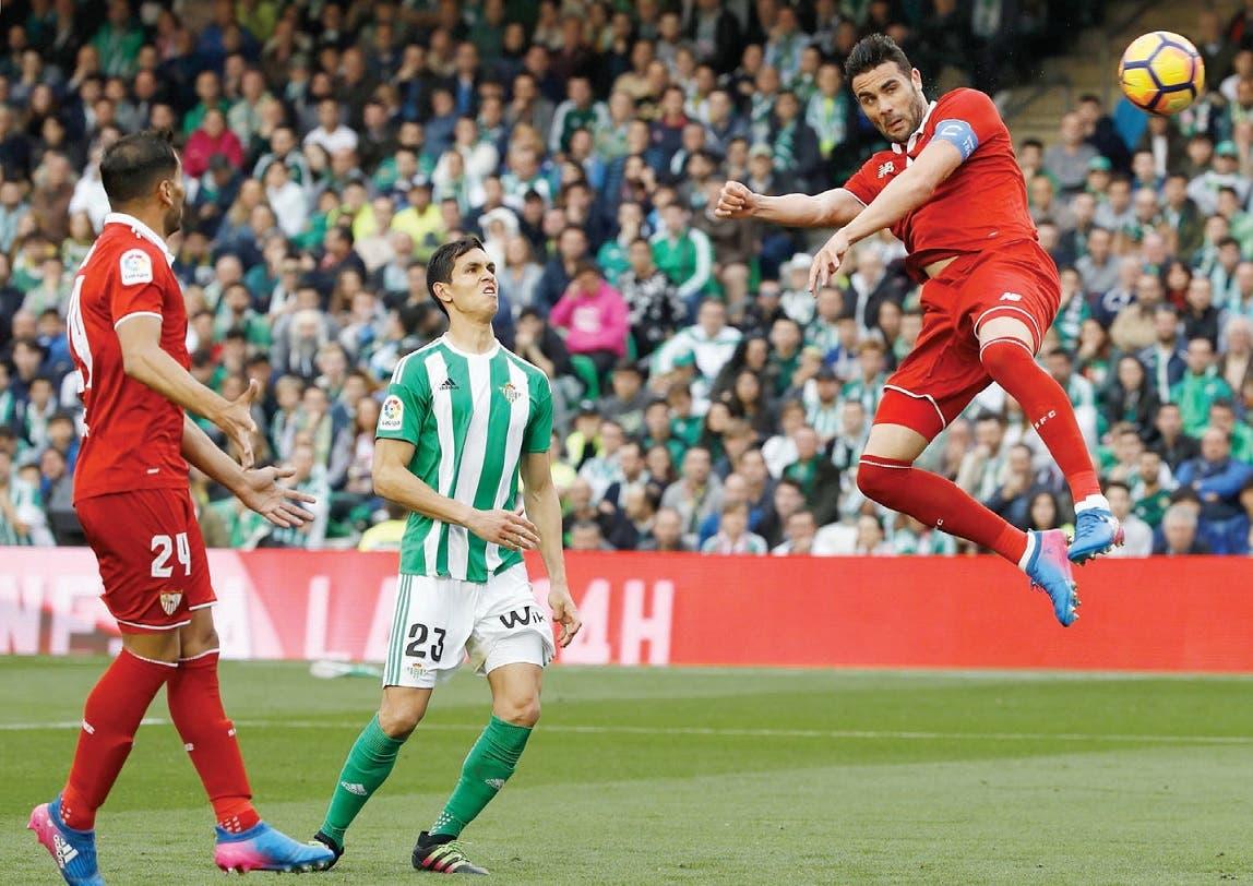SEVILLA COLIDER con el Real Madrid en Liga Española