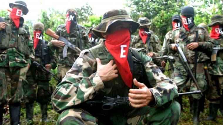 El comandante del Ejército, general Alberto Mejía, afirmó que el ELN, única guerrilla activa del país, había secuestrado a Contreras/Foto de archivo. Fuente externa.