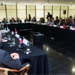 El encuentro fue organizado por la Procuraduría General de Brasil/EFE