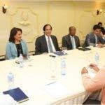 El encuentro fue encabezado por el ministro de la Presidencia, Gustavo Montalvo/Foto: PresidenciaRD