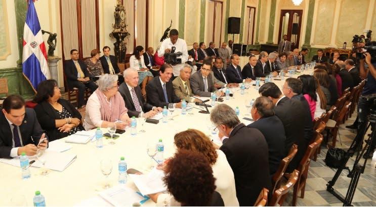 Montalvo dijo que más del 70% de la ciudadanía está afiliada al Sistema de Seguridad Social/Foto: PresidenciaRD
