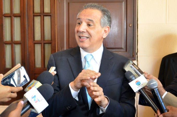 Peralta asegura Medina se referirá a Odebrecht el 27