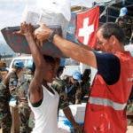 Haití y ayuda humanitaria
