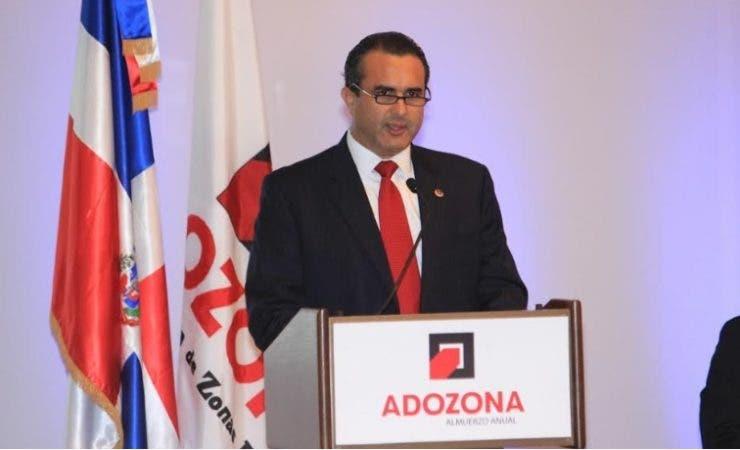 José Tomás Contreras, presidente de ADOZONA/Foto: Fuente externa.