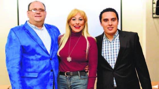 Juan de la Rosa, Lolita Suárez, Horacio Mejía Suárez