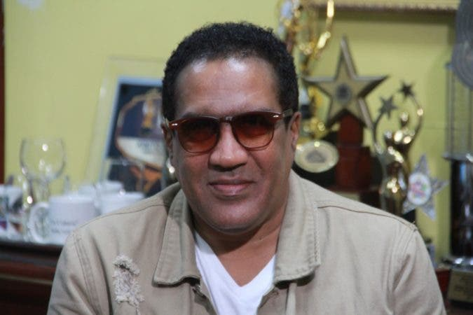 El merenguero Kinito Méndez,