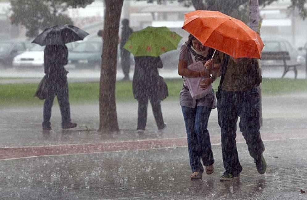 Onamet prevé lluvias  débiles  para  algunas  regiones