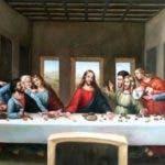 La última Cena de Leonardo da Vinci. Fuente externa.