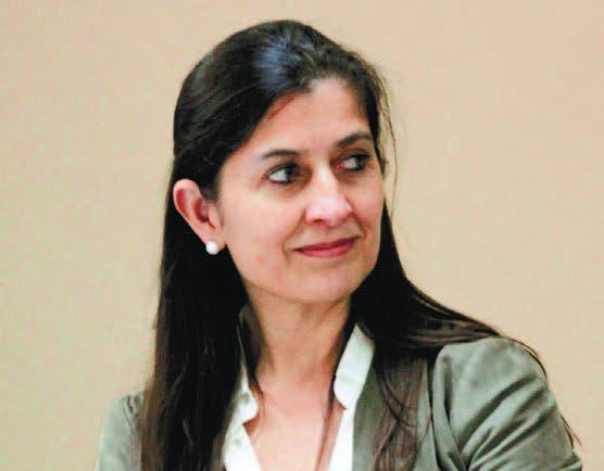 La doctora María Fernanda Jiménez, experta en traumas
