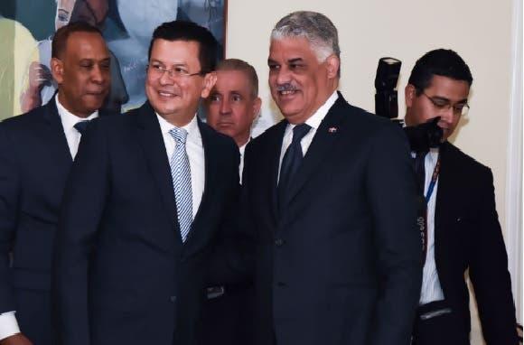 Vargas se refirió al tema en el marco de la reunión del cuarteto de la CELAC que se celebra en El Salvador/Foto: Fuente externa.