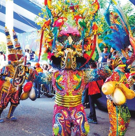 Resultado de imagen para carnaval santiago