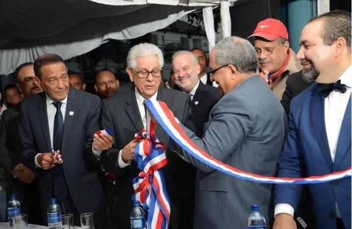 Partidos políticos inauguran sede del Foro Permanente de Partidos Políticos