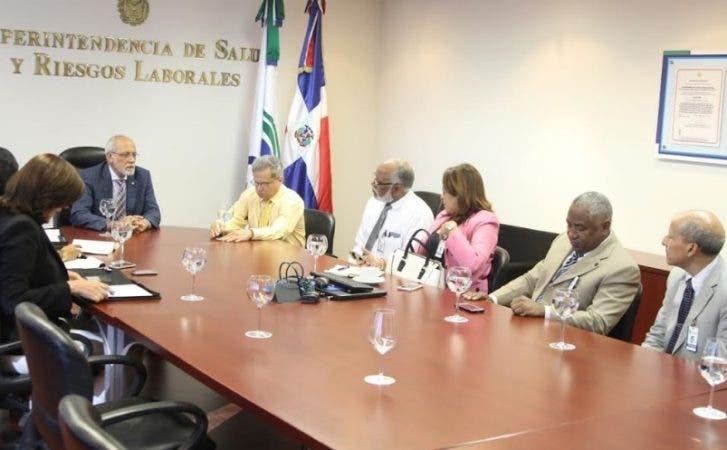El encuentro procuró explorar la disposición de las partes a participar en un diálogo/Foto: Fuente externa.