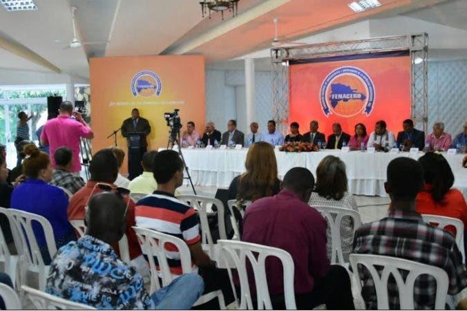 Rosario se refirió al tema durante el encuentro realizado por la entidad en el que participaron decenas de dirigentes comerciales/Foto: Fuente externa.