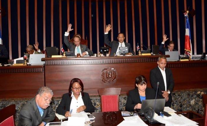 Senado escoge miembros de Cámara de Cuentas; será presidida por Hugo Francisco Álvarez