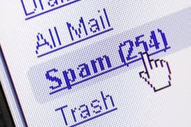 Spam. Fuente externa.