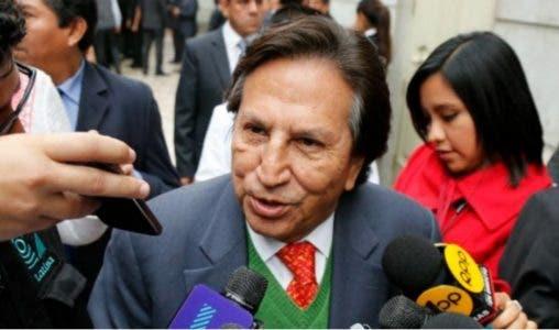 Antes de dejar el cargo, presidente de Perú promete lograr extradición de Toledo por caso Odebrecht