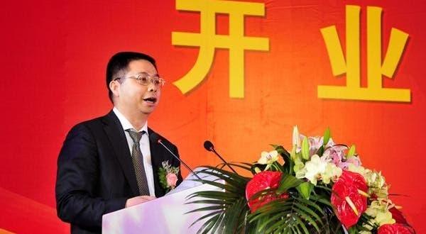 Yao Zhenhua. Fuente externa.