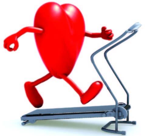 corazon en forma