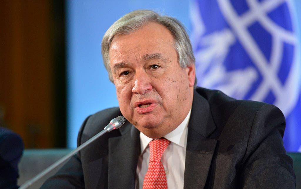 Jefe ONU llega a Somalia en visita de urgencia por hambruna