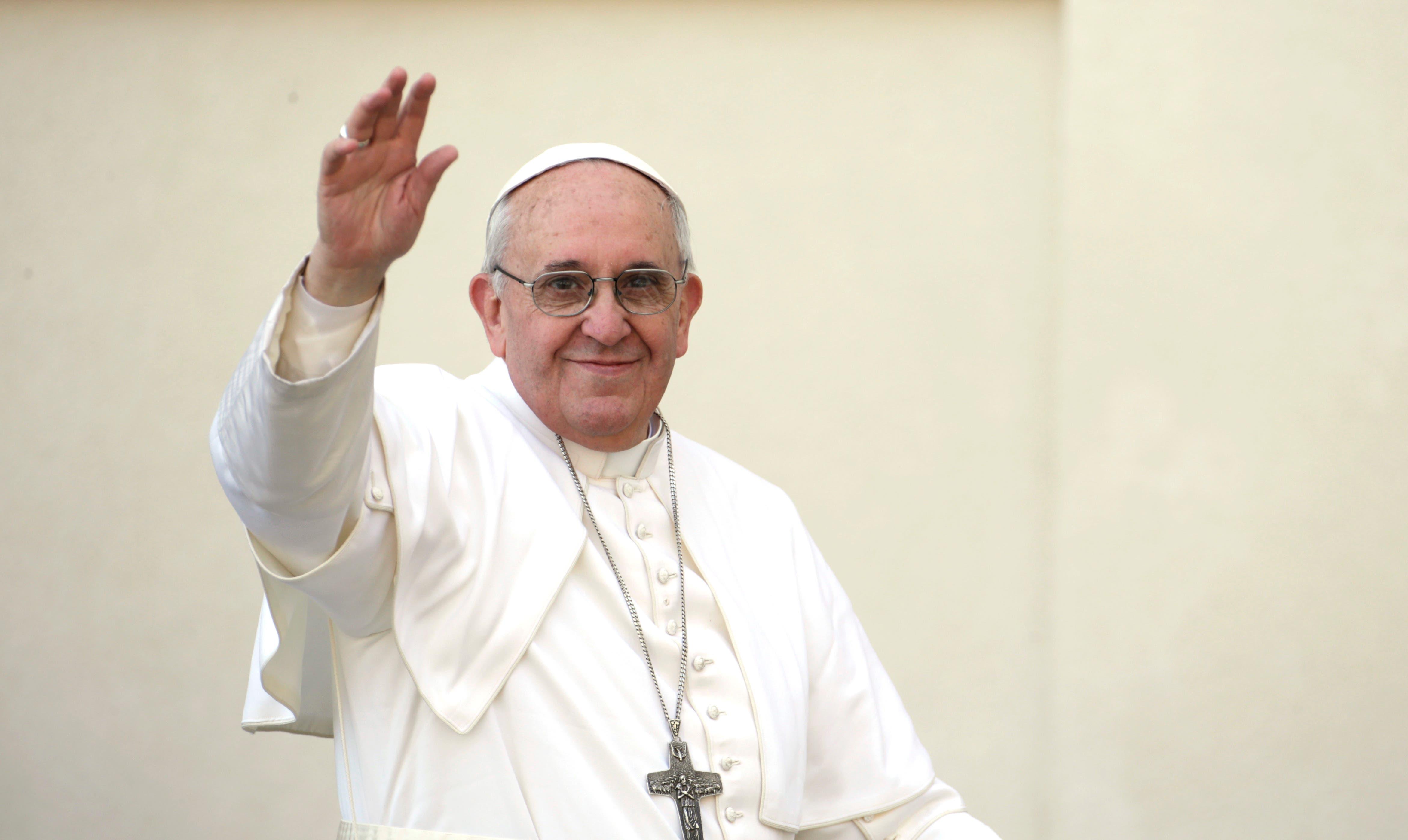 El Papa esbozó sus planes en discurso de 2013 a cardenales