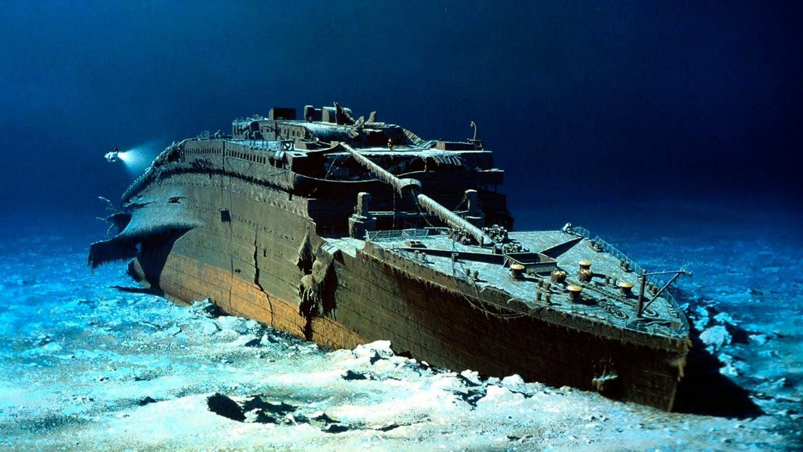 Enviarán misión de expertos a los restos del Titanic
