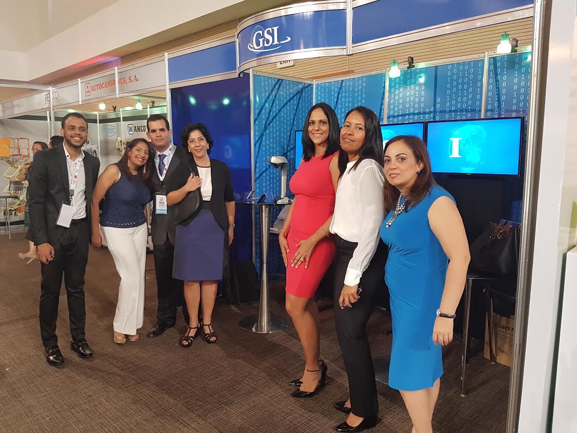 GSI impulsa la transformación digital durante su participación en el HUB Cámara Santo Domingo 2017