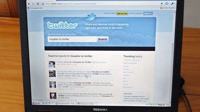 Twitter suspende más de medio millón de cuentas para enfrentar el extremismo