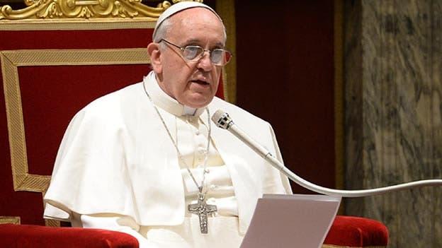 El Papa pide concienciar para que el agua sea considerada un bien de todos