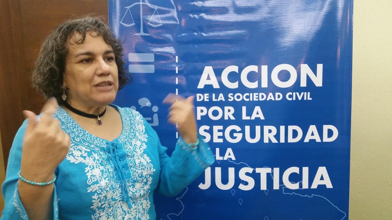 Participación Ciudadana llama a reducir desigualdad y combatir corrupción para enfrentar la inseguridad