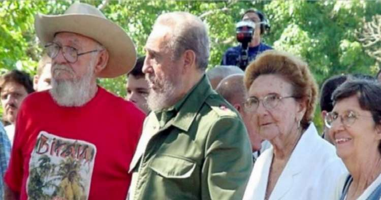 Muere Agustina, la hermana menor de Raúl Castro