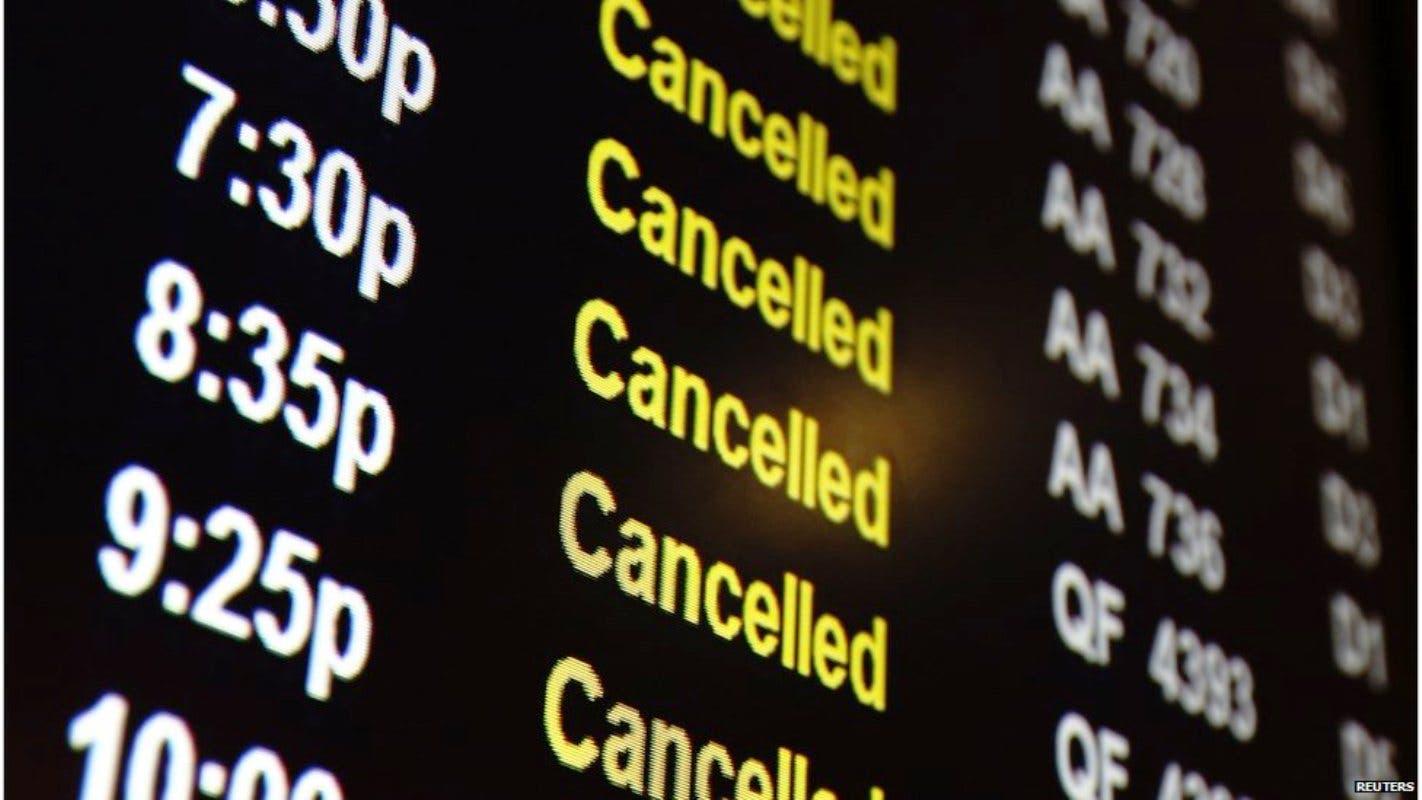 660 Vuelos cancelados en Berlín por la huelga del personal tierra aeropuertos