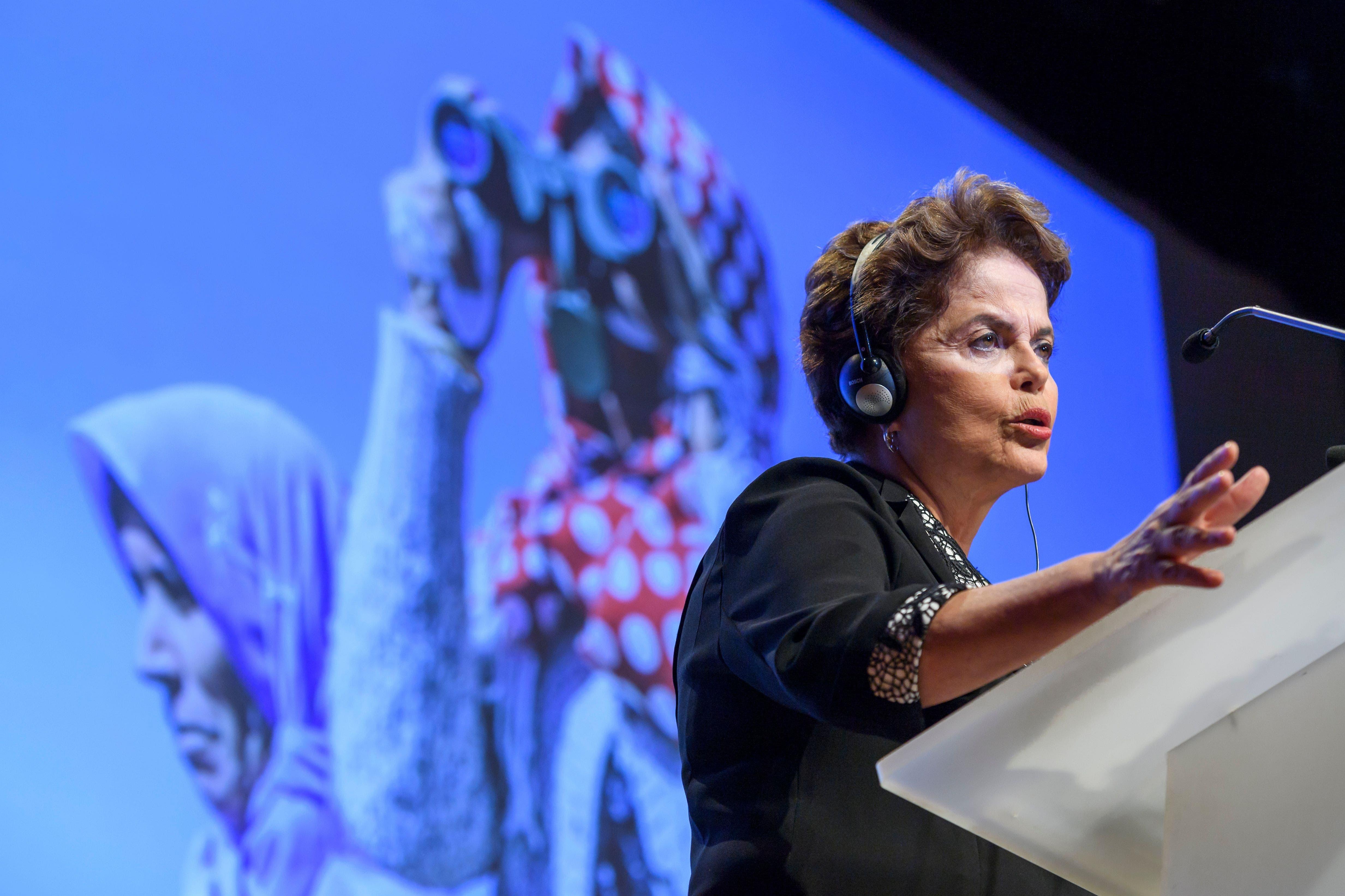 Dilma Rousseff reitera que no recibió sobornos de Odebrecht para su campaña