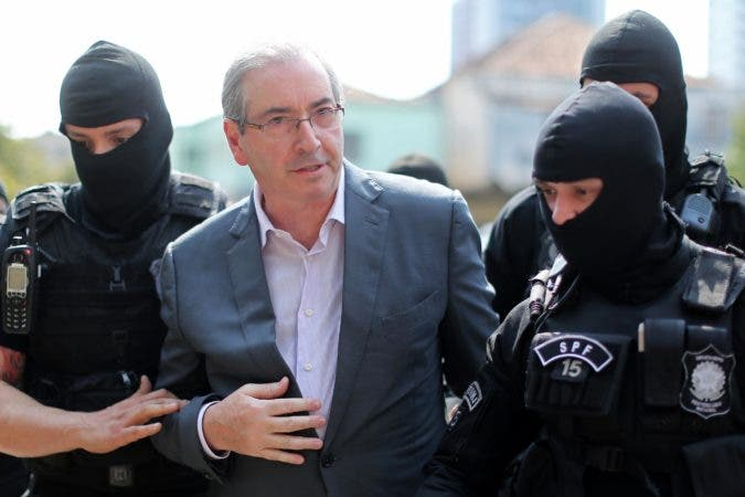 FILES-BRAZIL-CORRUPTION-CUNHA-CONDEMNED