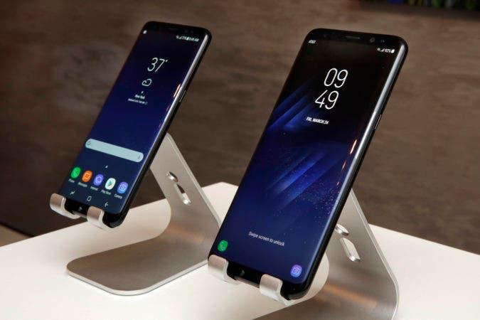 El nuevo  Samsung Galaxy S8 y Galaxy S8 Plus .